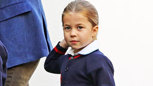 Princess Charlotte Smiles Big For Mom Kate Middleton In Adorable 6th Birthday Portrait — See Pic
