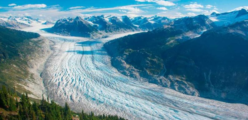 Satellites show world's glaciers melting faster than ever