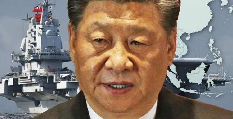 South China Sea: Australia to 'deter' Beijing attack on Taiwan with 'siginificant force'