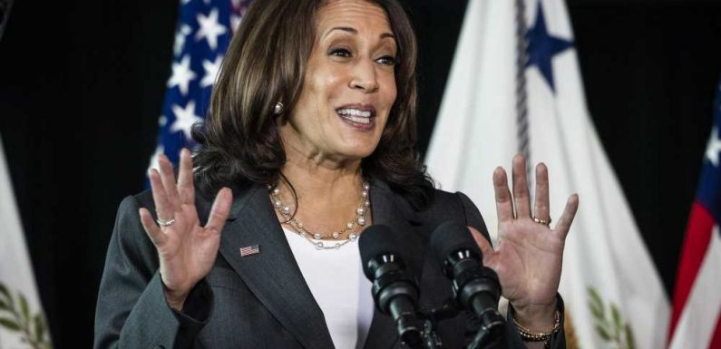 VP Harris shoots for the stars with new job heading National Space Council