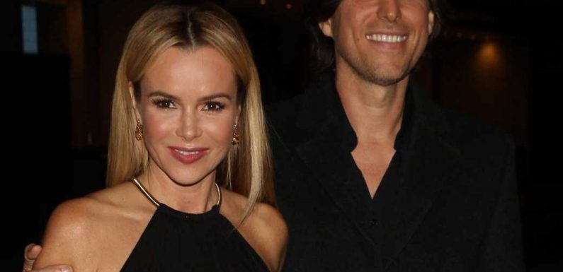 Who is Amanda Holden's husband Chris Hughes? – The Sun