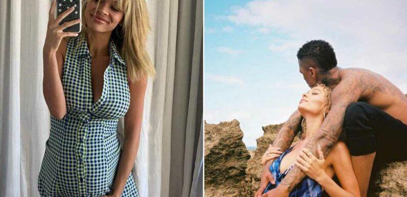 Alyssa Scott seemingly confirms she's expecting Nick Cannon's baby