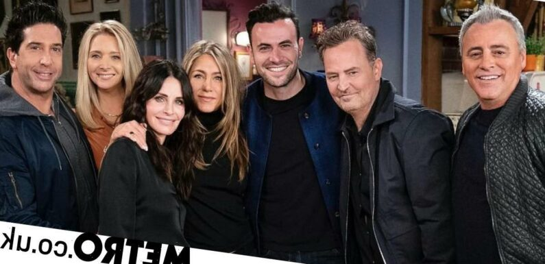 Friends Reunion director addresses lack of diversity: 'What more do you want?