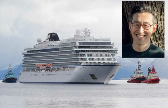 How I survived a sinking cruise ship