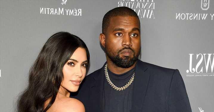 Kim Kardashian Gushes Over Kanye West After Divorce: 'Love U for Life'