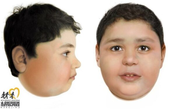 Las Vegas police release new images of unidentified boy found dead on hiking trail