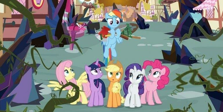 Netflix's Animated 'My Little Pony' Movie Gets A Title And A Release Date; Voice Cast Revealed – Update