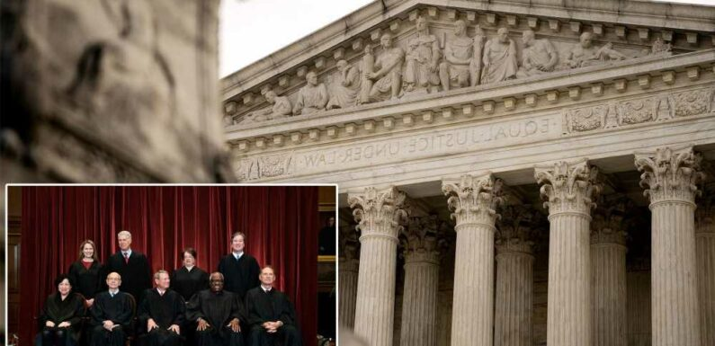 Senators ask for 10 years of Supreme Court justices' travel records