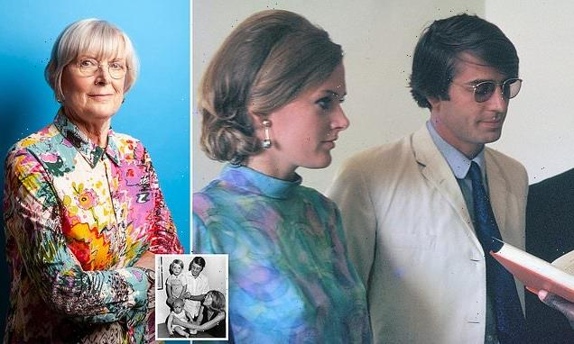 Anne Theroux tells her story about her divorce from Paul Theroux