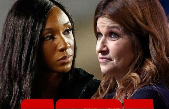 ESPN's Rachel Nichols Caught on Video Scheming Against Maria Taylor
