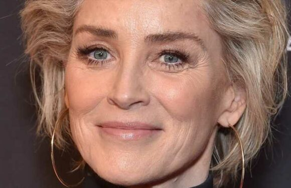 Is Sharon Stone Seriously Getting Close To A 25-Year-Old Rapper?