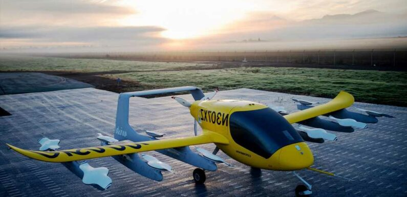 Larry Page's Wisk Aero takes hit in legal fight with Archer Aviation