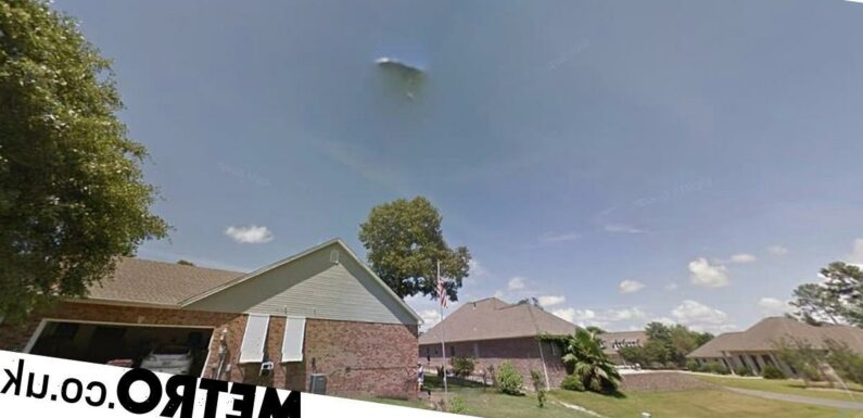 Man who spotted 'UFO' on Google Maps dismayed to find it's just bird poo