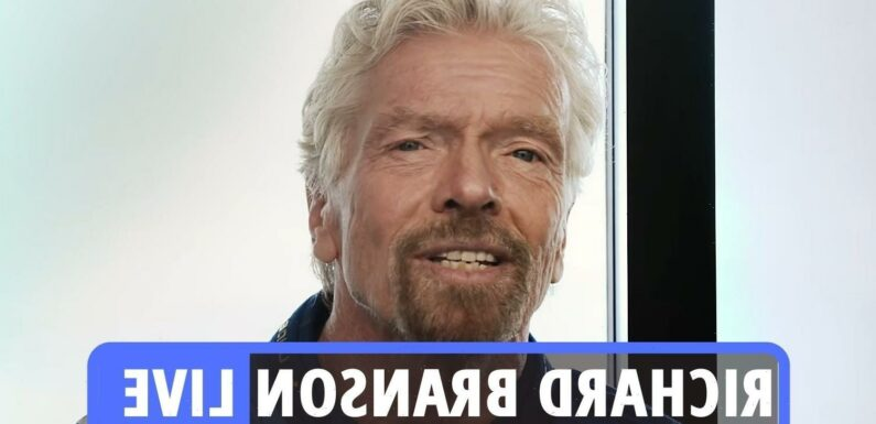 Richard Branson space flight latest – Brit billionaire going to space on Sunday with Virgin Galactic launch
