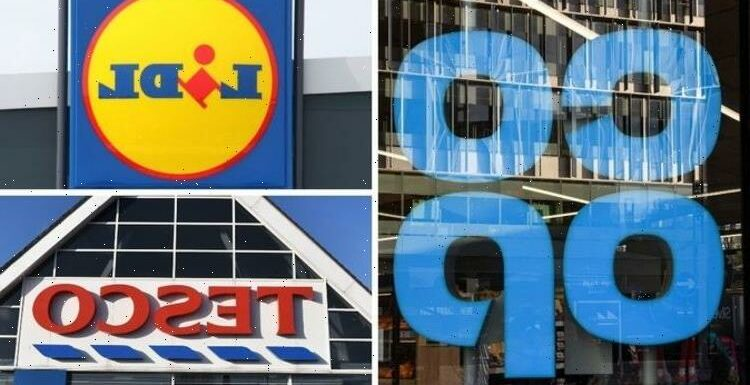 Tesco, Lidl and Co-op closing at 7.45pm on Sunday in opening hours shake-up
