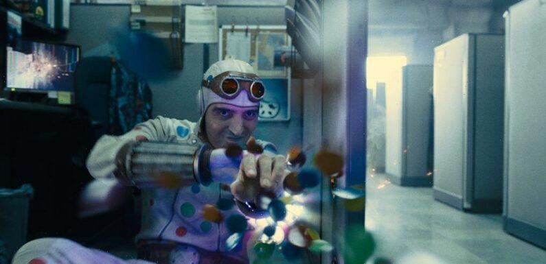 'The Suicide Squad' Star David Dastmalchian Admits Filming Polka-Dot Man Dance Number 'Was So Weird, Man'