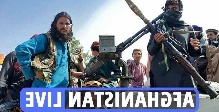 Afghanistan news latest – Taliban henchmen 'whip women and shoot at crowds' in Kabul horror video as Boris is grilled