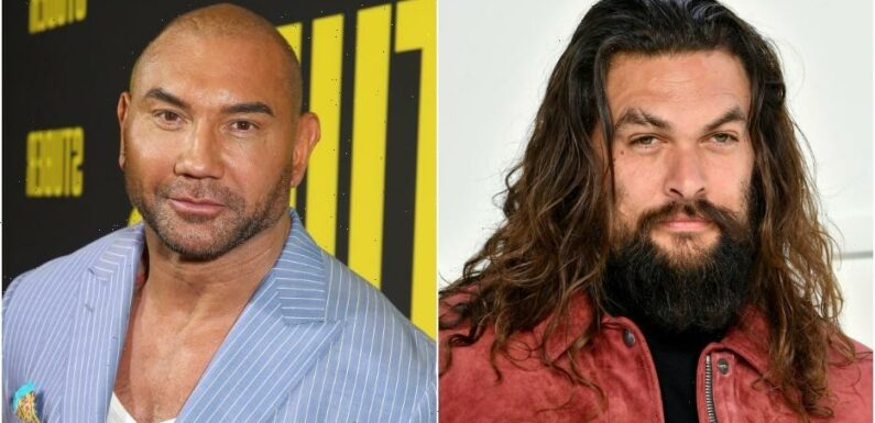 Jason Momoa Says He's Doing a Buddy Cop Movie With Dave Bautista