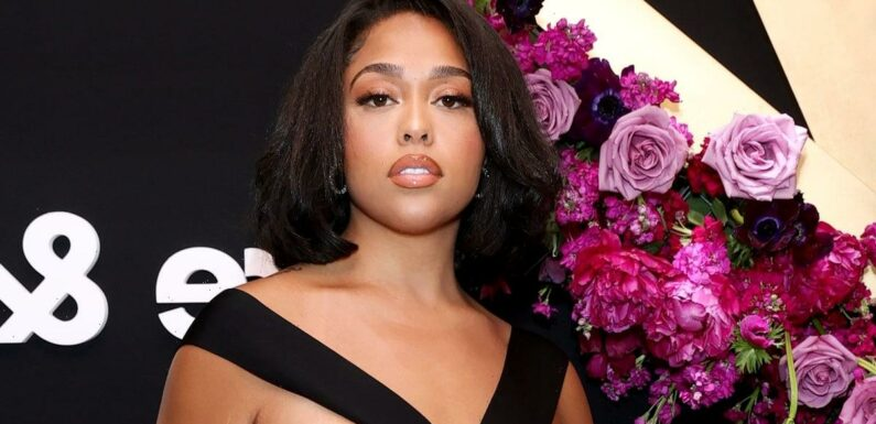 """Jordyn Woods's LBD Has Us Saying, """"Well Hello There, Side Cutouts"""""""