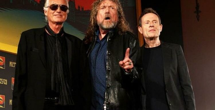 Led Zeppelin official documentary title announced: 'Film had unprecedented access to band'