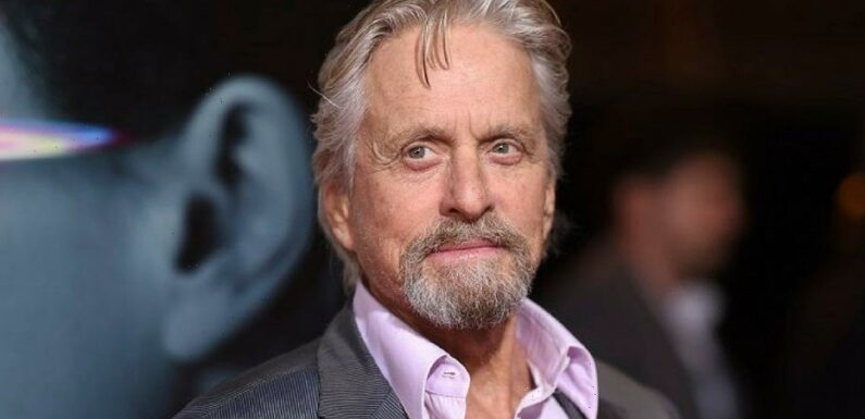 Michael Douglas says it was 'uncomfortable' sharing Mallorcan home with ex: 'Not a pleasant thing for anyone'
