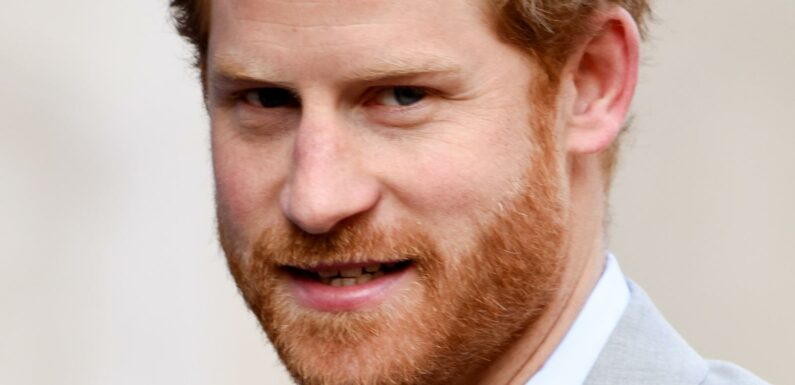 Prince Harry Pledges This Hefty Sum From His Memoir Will Go To Charity