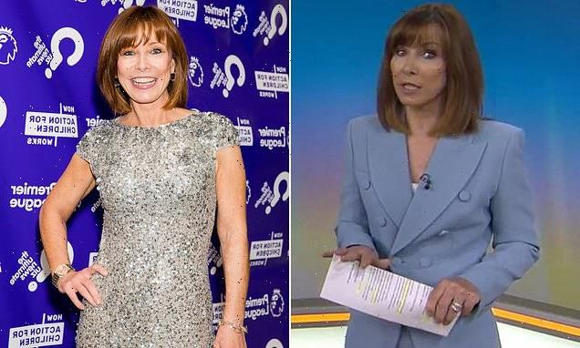Sky News host Kay Burley says menopause is 'tricky' to handle on TV