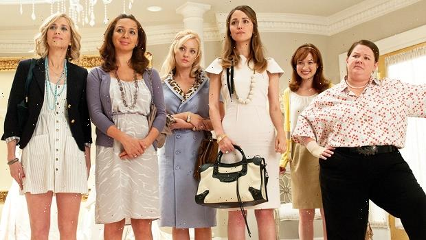 'Bridesmaids' Cast Reunites For 10th Anniversary To Encourage  Friends To Vote: Watch