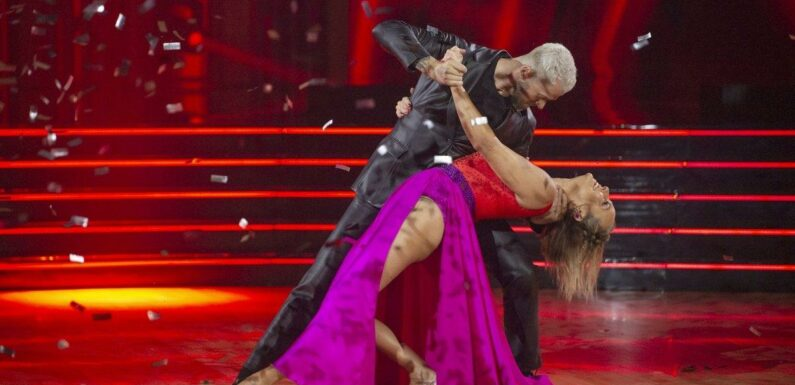 'Dancing with the Stars': Melora Hardin Says She'd Rather Have Her Score of 26 Than All Nines or 10s