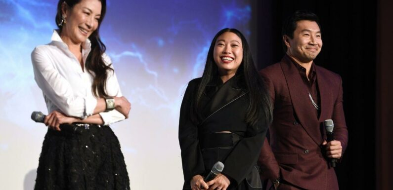 'Shang-Chi' Overtakes 'Black Widow' at the Box Office