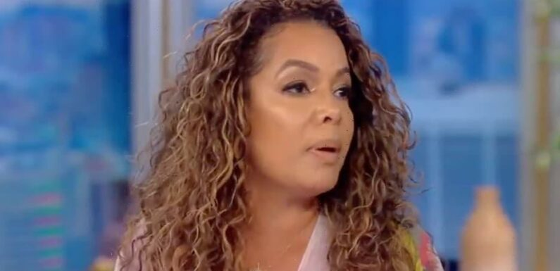 'The View' Host Sunny Hostin Questions How 'Redeemable' GOP Is: 'Let's Just Throw Out the Entire Republican Party' (Video)