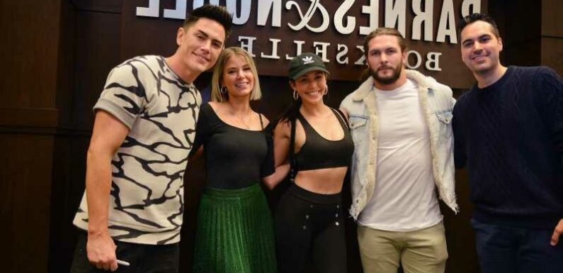 'Vanderpump Rules': Scheana Shay Reveals Brock Davies Is at the Center of the Season 9 Drama – 'We're Solid' (Exclusive)