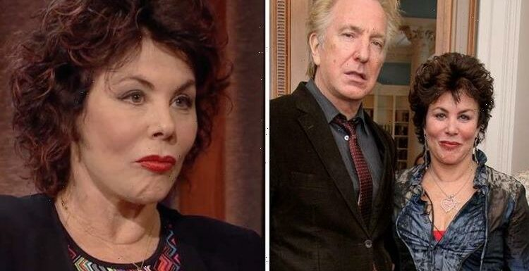 Alan Rickman 'saved' Ruby Wax from 'violent' parents after cruel taunts: 'I was nervous'