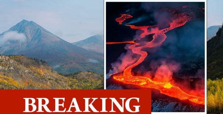 Alaska volcano sparks RED alert as 'major eruption' underway – 'explosions' spotted