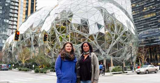 Amazon settles with activist workers who say they were illegally fired.