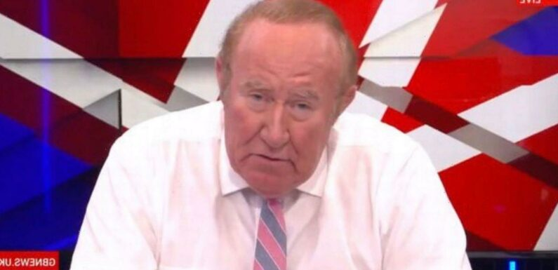 Andrew Neil takes swipe at Dan Wootton as he compares GB News to Fox