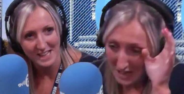 BBC traffic reporter Michelle Dignan breaks down on air before exit 'Really hard to leave'