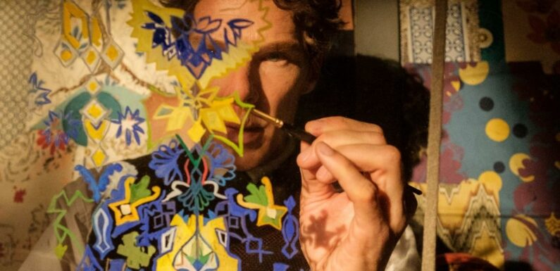 Benedict Cumberbatch Is the 'Cat Man' in 'The Electrical Life of Louis Wain' Trailer (Video)