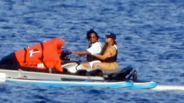 Beyonce Rocks Tiny Bikini While Jet-Skiing With JAY-Z On European Vacation – Photos