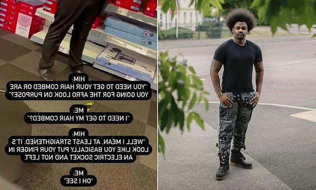 Black shop worker shares racist abuse from Currys PC World colleagues