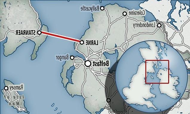 Boris Johnson buries dream of tunnel across Irish Sea