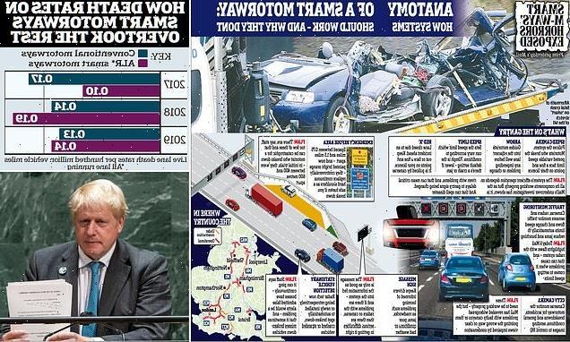 Boris Johnson orders proper inquiry into smart motorways after probe