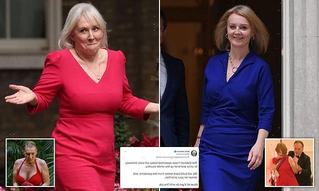 Boris promotes Liz Truss to Foreign and Nadine Dorries to Culture