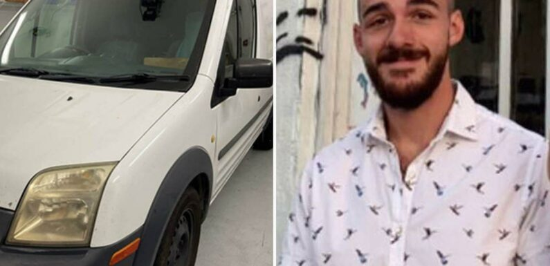 Brian Laundrie's neighbor claims they saw him & his parents 'leave home with van' the day Gabby Petito reported missing'