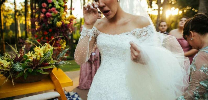 Bridezilla threatens to cut friends and family from her life after 140 guests refuse to pay £3k for her Thailand wedding