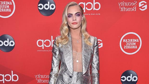 Cara Delevingne Bravely Goes Swimming With Sharks While Rocking A Bikini  Photos