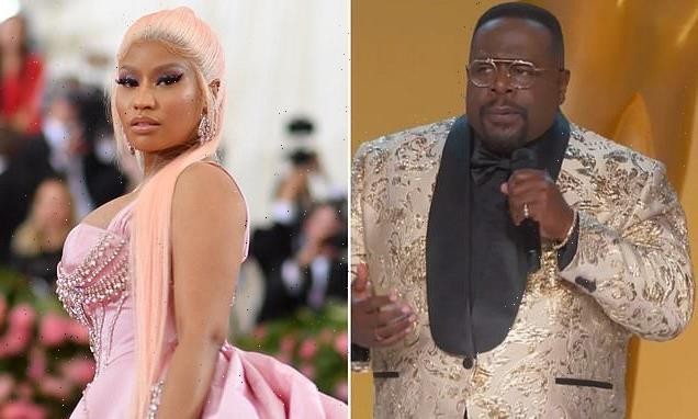 Cedric the Entertainer pokes fun at Nicki Minaj's COVID vaccine claims