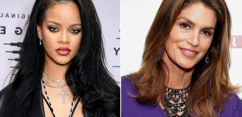 Cindy Crawford will walk in Rihannas third Savage X Fenty fashion show