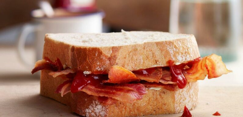 Cornishman left scared and confused after seeing price of sandwich in London