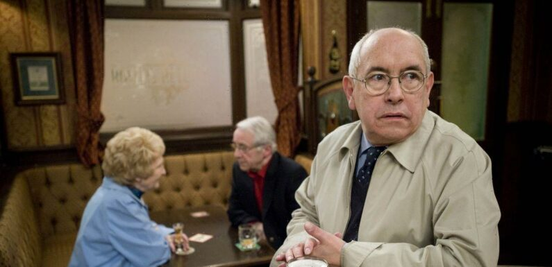 Coronation Street fans in tears as Norris Cole dies with viewers paying tribute to legendary character
